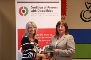 CODNL inclusion award