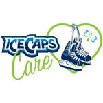 Ice Caps Cares Foundation Logo